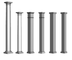 Fiberglass Pergola Kits Are Supported By A Selection Of